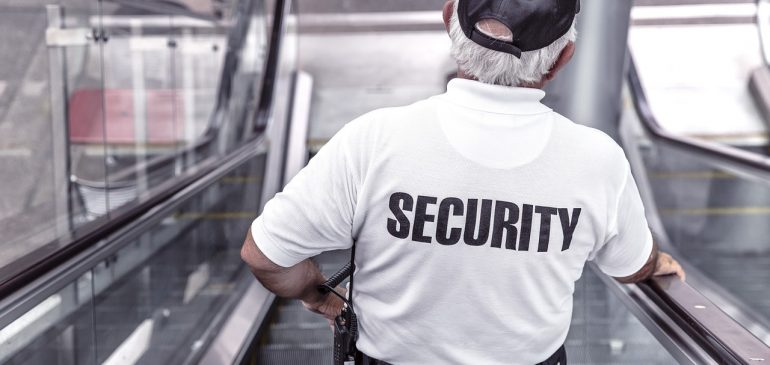 Hoe wordt je beveiliger?